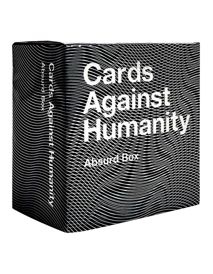Cards Against Humanity Absurd Box Expansion Pack image 1