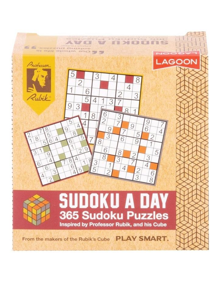 Rubik Sudoku A Day Desk Block image 1