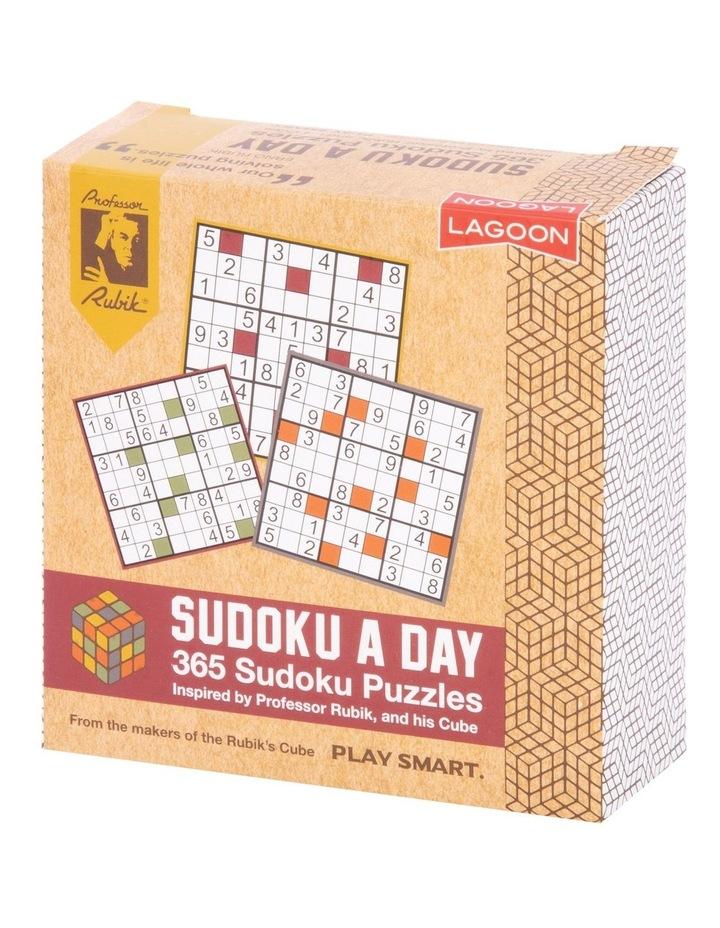 Rubik Sudoku A Day Desk Block image 2