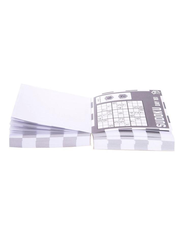 Rubik Sudoku A Day Desk Block image 3