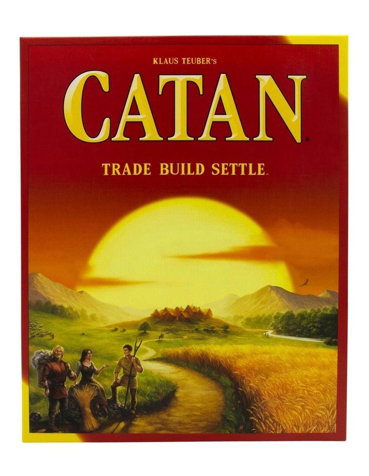 Catan Trade Build Settle image 1