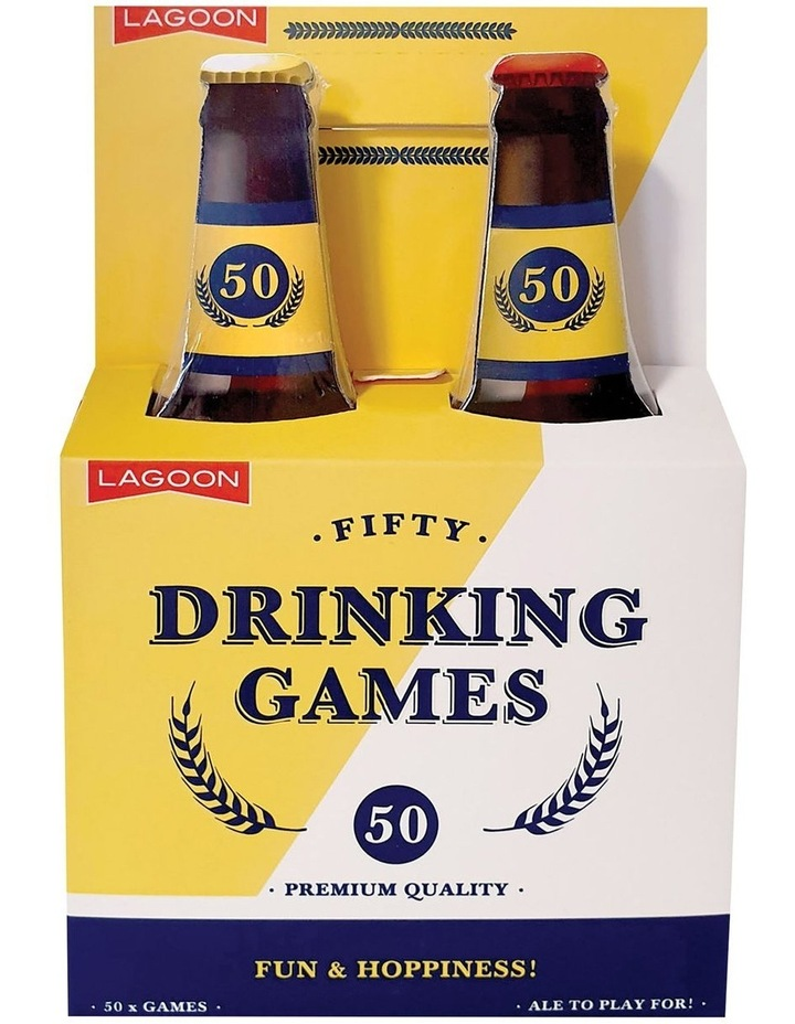 Fifty Drinking Games image 1