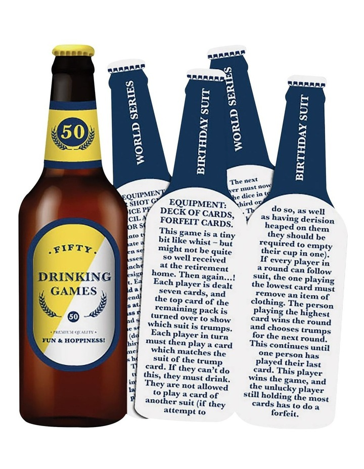 Fifty Drinking Games image 2