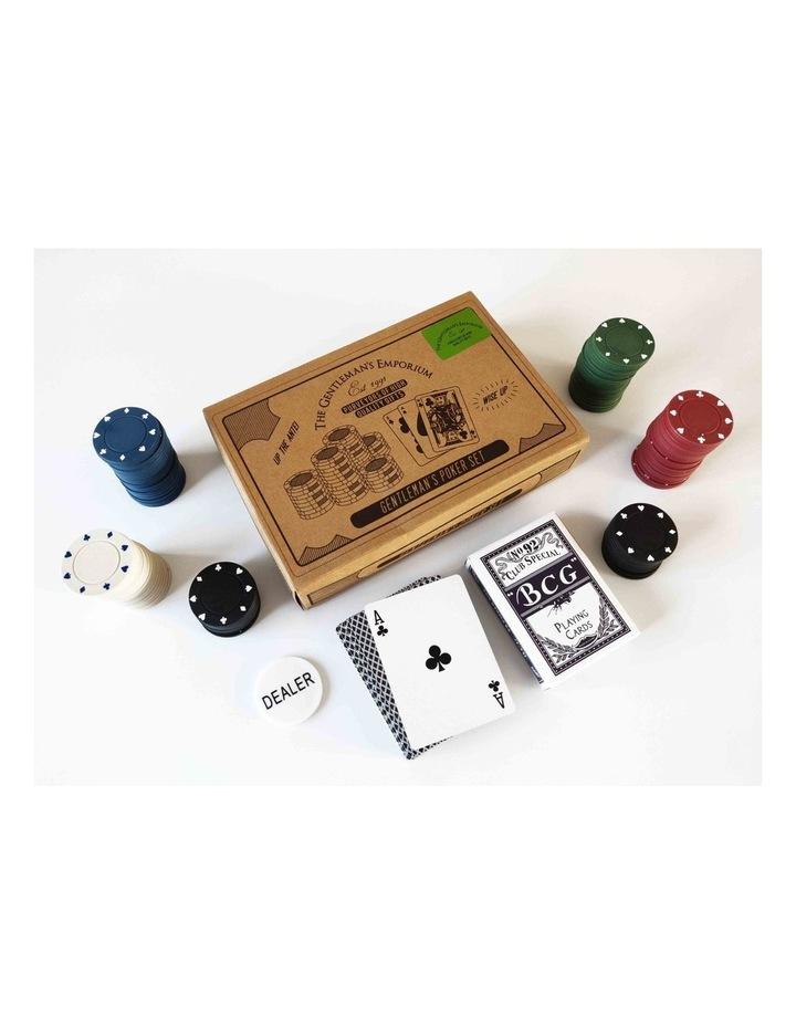 100 Chip Poker Set image 2
