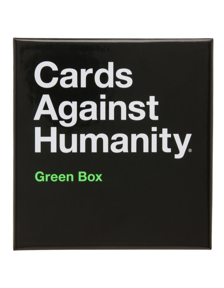 Cards Against Humanity Green Box Expansion Pack image 2