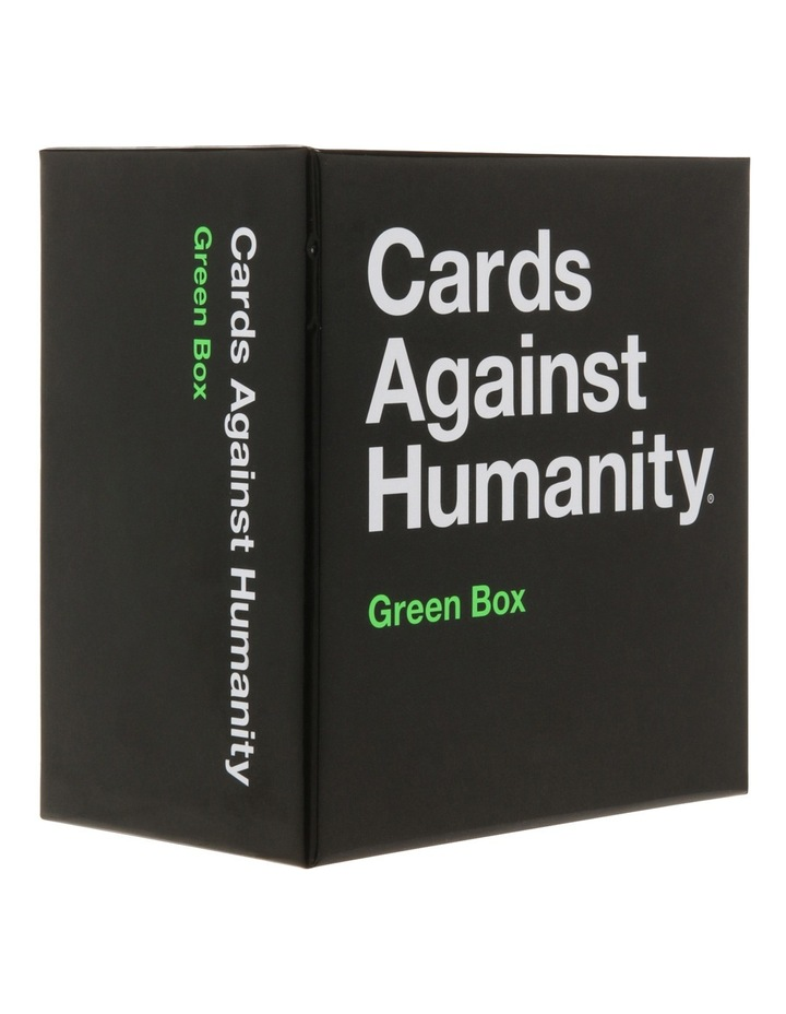 Cards Against Humanity Green Box Expansion Pack image 3