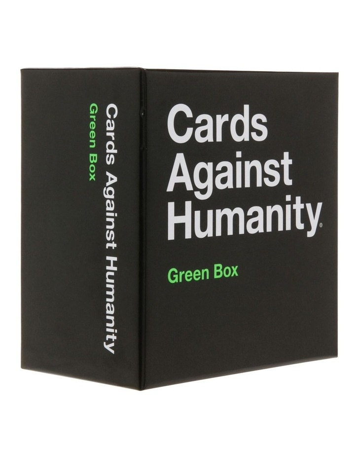 Cards Against Humanity Green Box Expansion Pack image 4