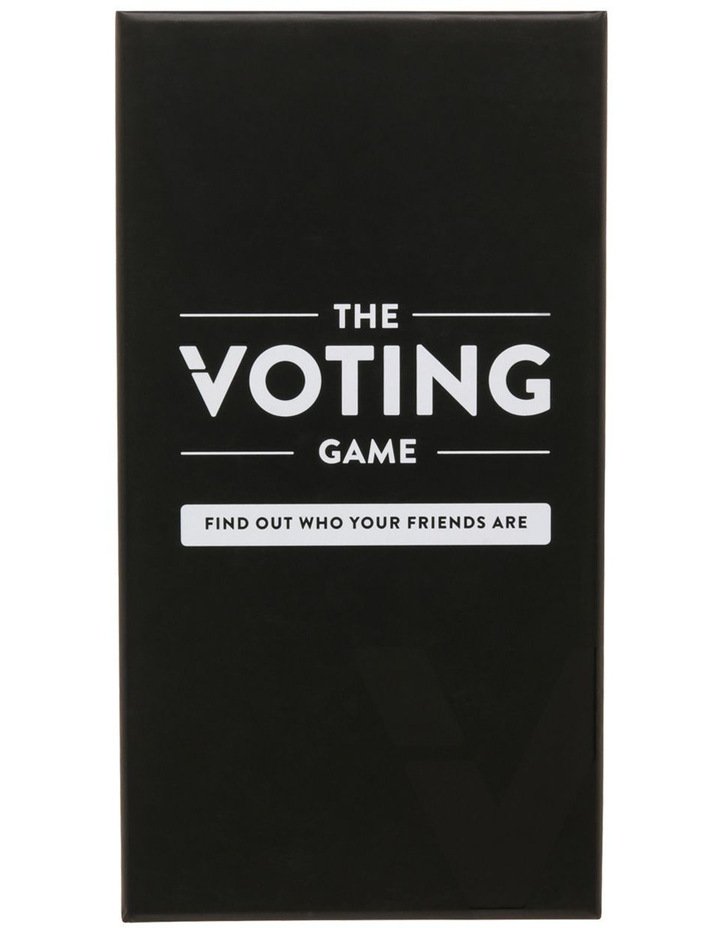 The Voting Game image 1