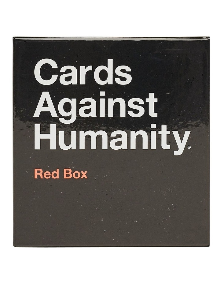 Cards Against Humanity Red Box Expansion Pack image 1