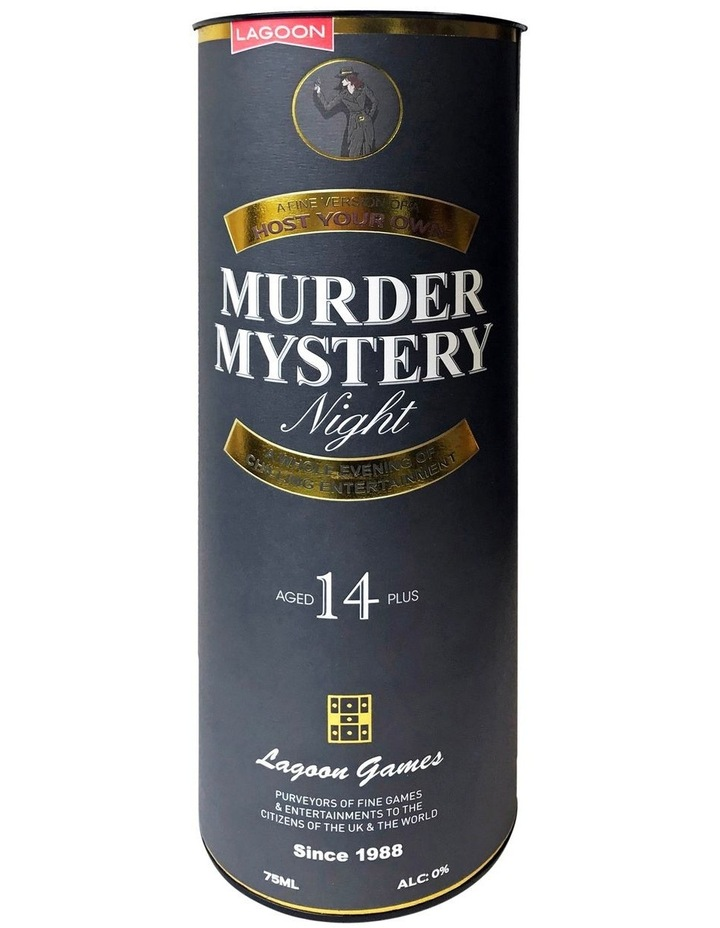 Murder Mystery Game image 1