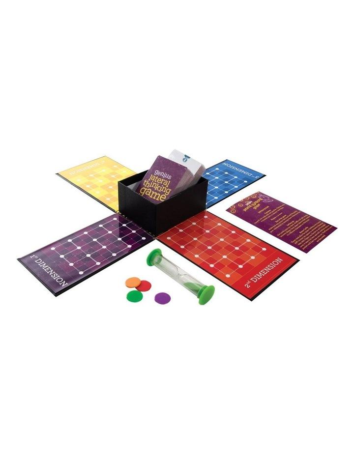 Einstein Genius Lateral Thinking Game image 2