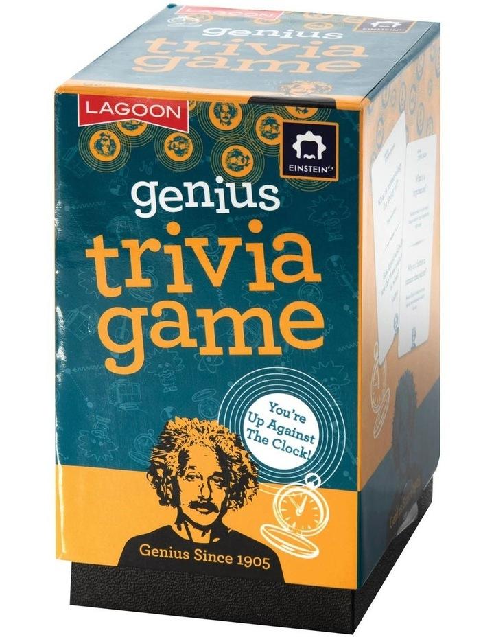 Einstein Genius Trivia Game image 1