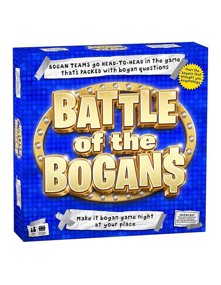 Battle of the Bogans image 1