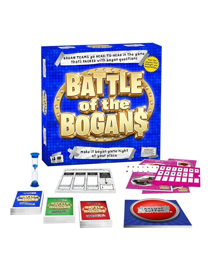 Battle of the Bogans image 2