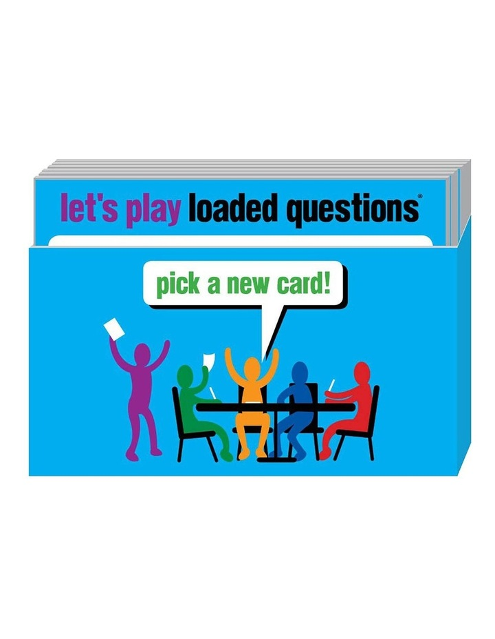 Loaded Questions the Game image 4