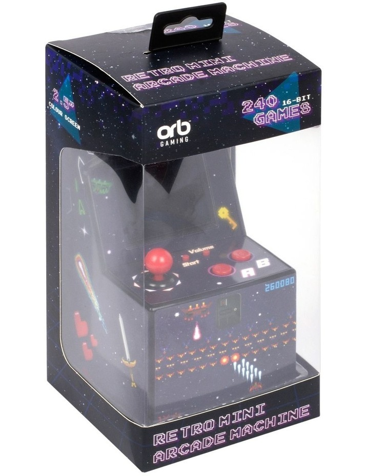 Mini Arcade Machine image 2