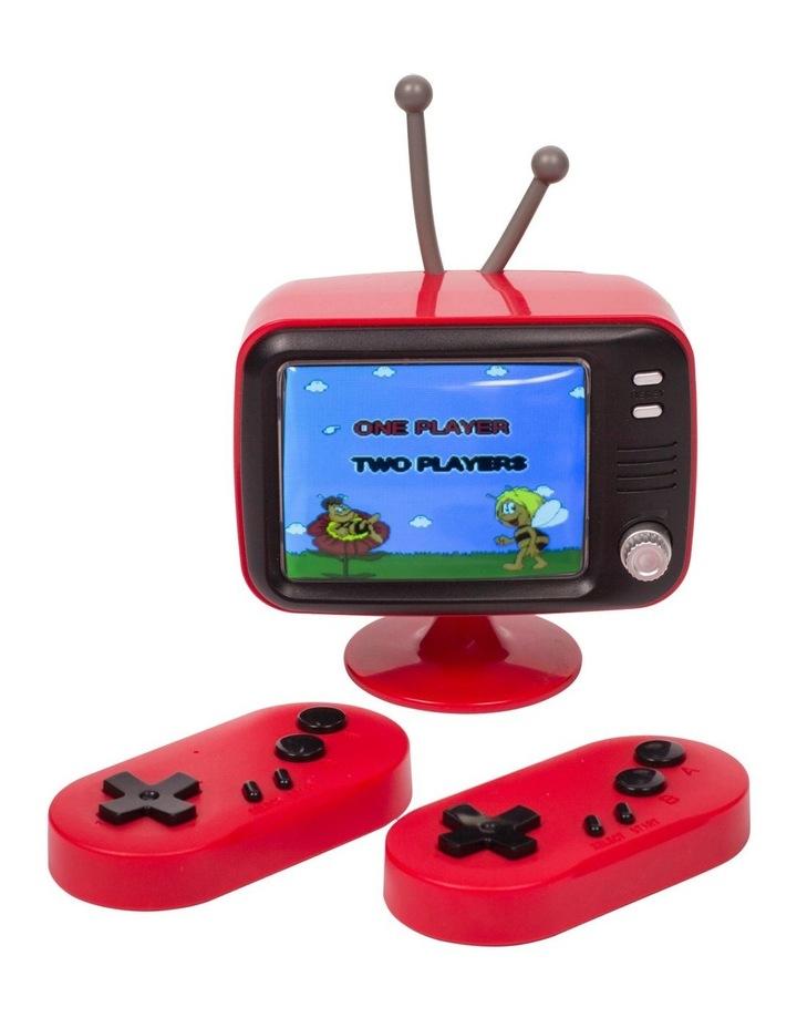 Retro Mini TV Console image 1