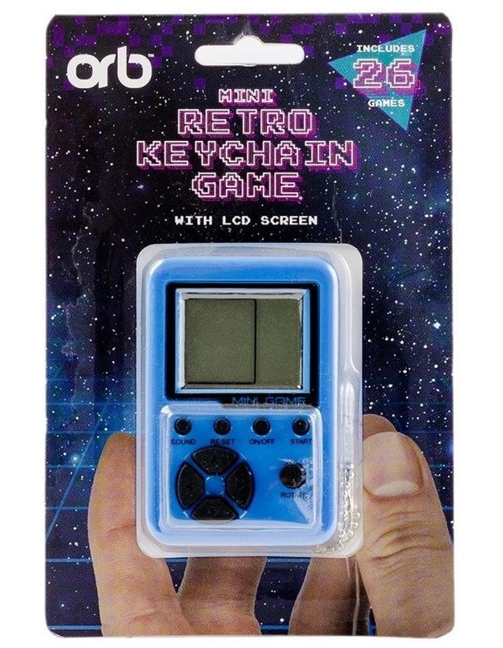 Mini Retro Console Keychain image 1