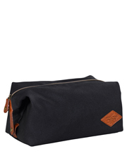 Gentlemen's Hardware - Waxed Canvas Wash Bag