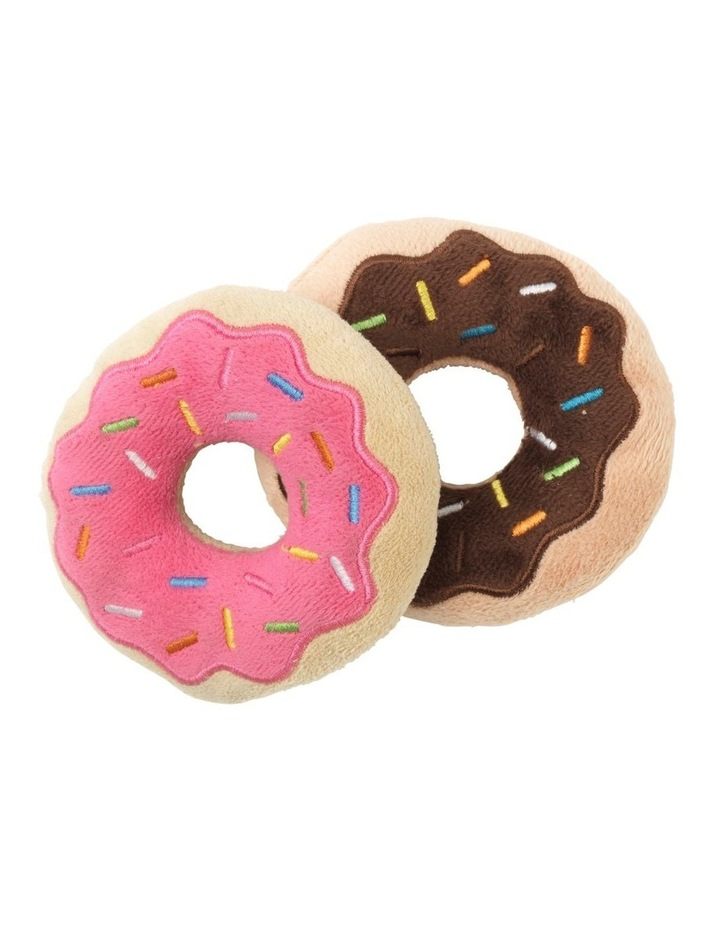 Donuts - Dog Toy image 1