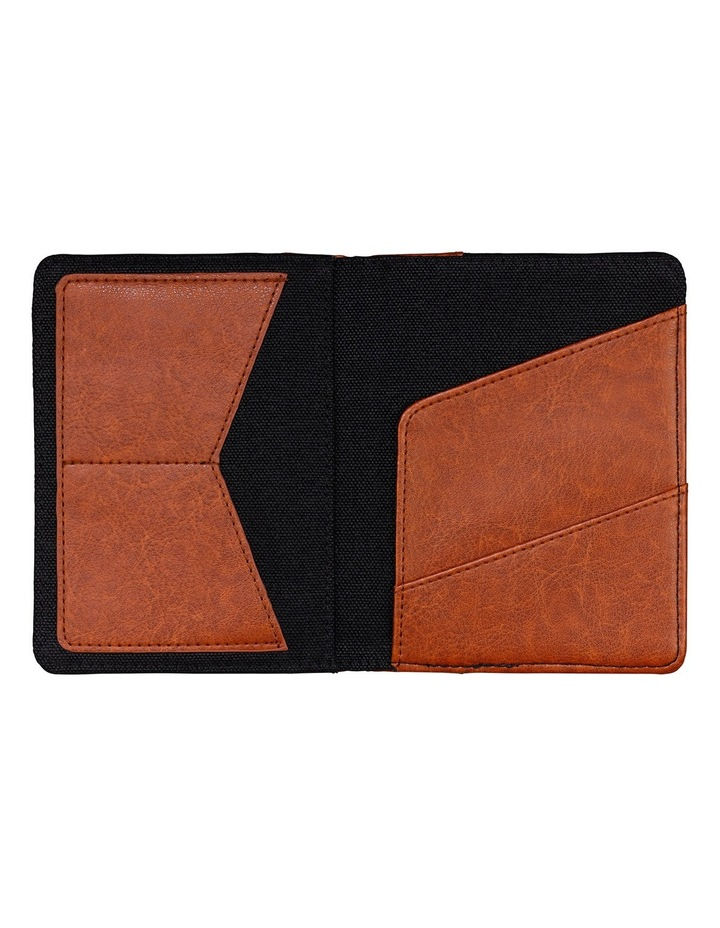 Travel Wallet - Charcoal image 2
