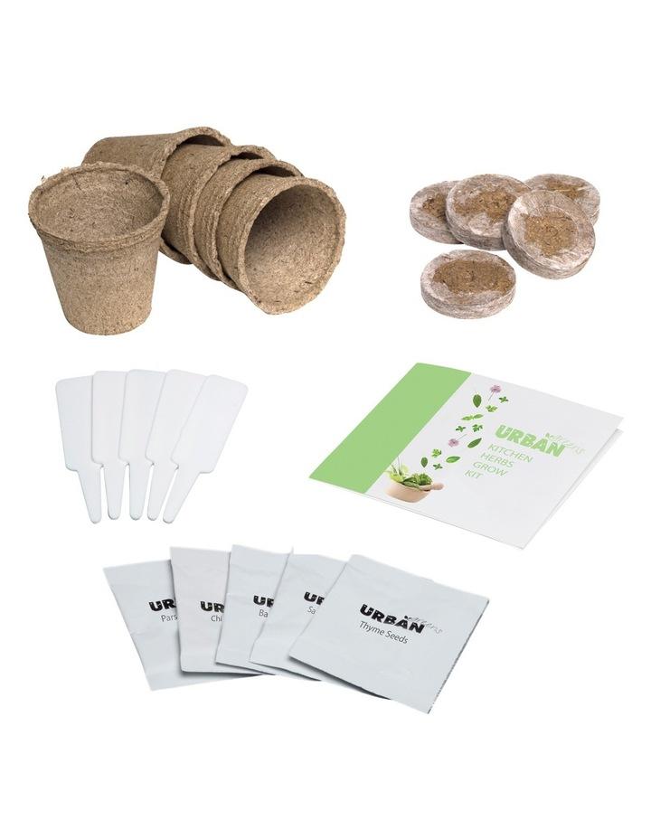 Kitchen Herbs Grow Kit image 2