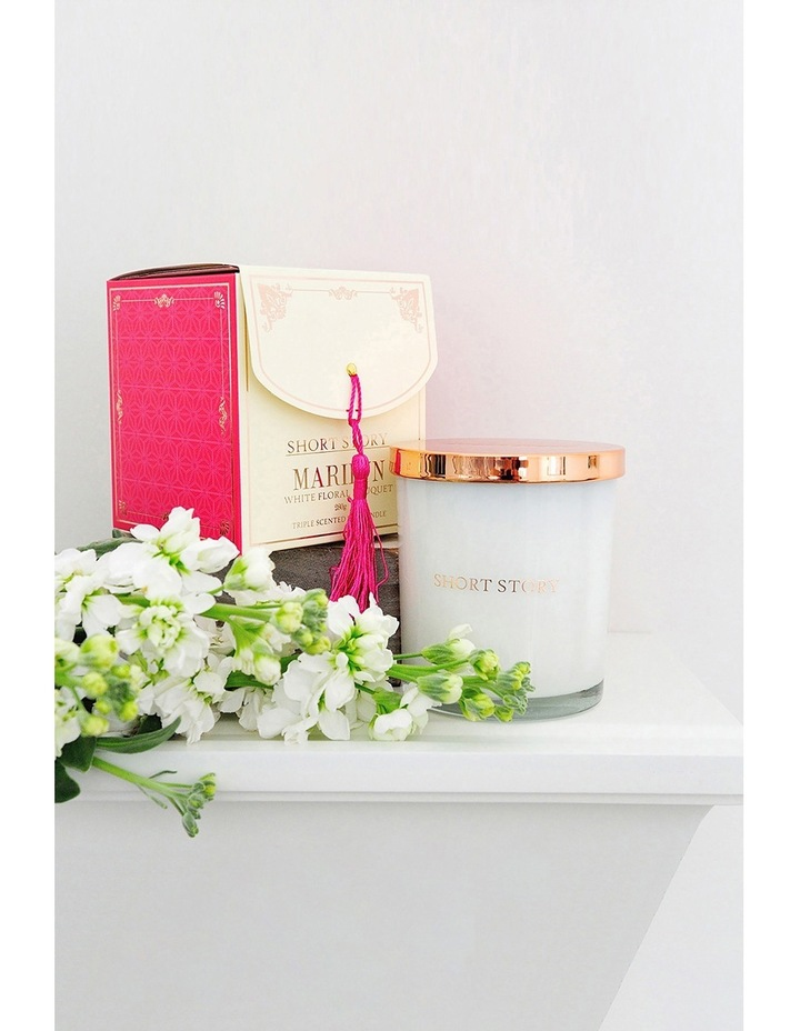 Triple Scented Soy Candle - Marilyn image 2