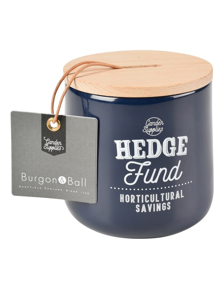 Hedge Fund Money Box - Atlantic Blue image 1