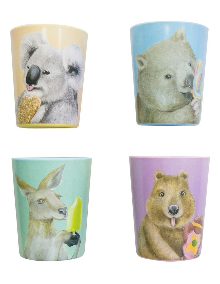 Cup Set Ice Cream Critters image 1