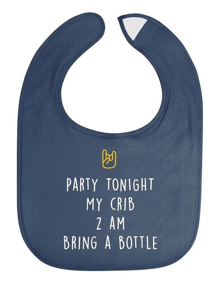 Party Bib image 1