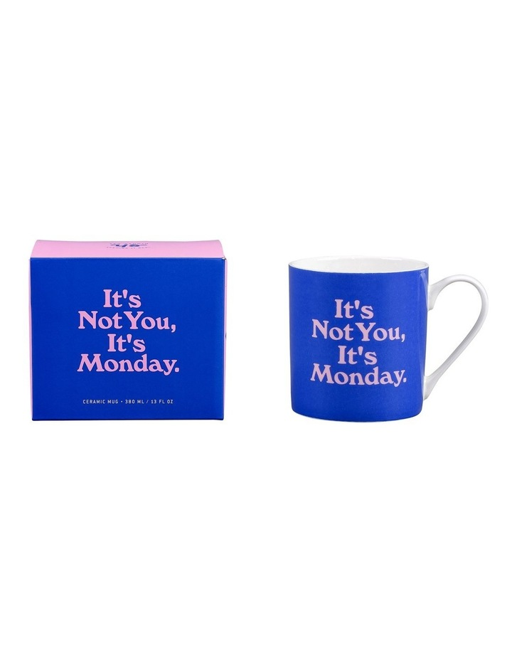 YS Mug - Its Not You image 1