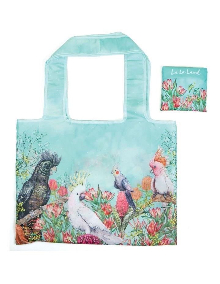 Cockatoos of Australia Foldable Shopper Bag image 1
