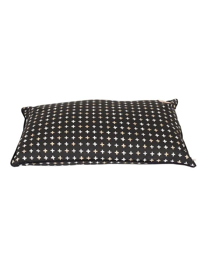 Futon Black Metallic Cross  Large image 3