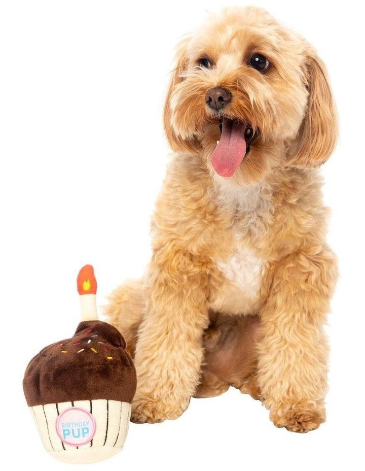 Birthday Cupcake Plush Toy image 2
