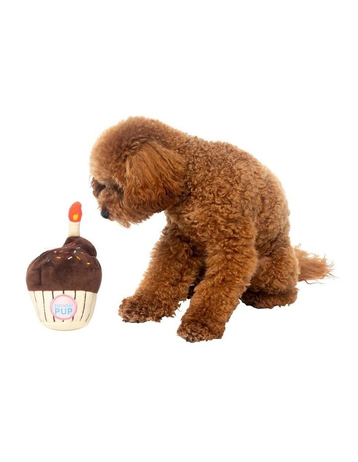 Birthday Cupcake Plush Toy image 3