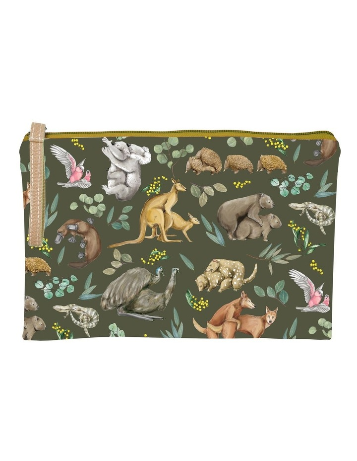 Clutch Purse Wild Fur You Australiana image 1