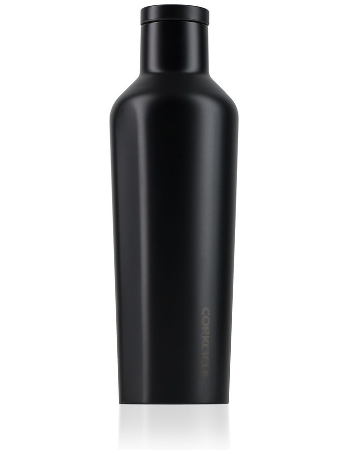 16oz Canteen Dipped Black image 1