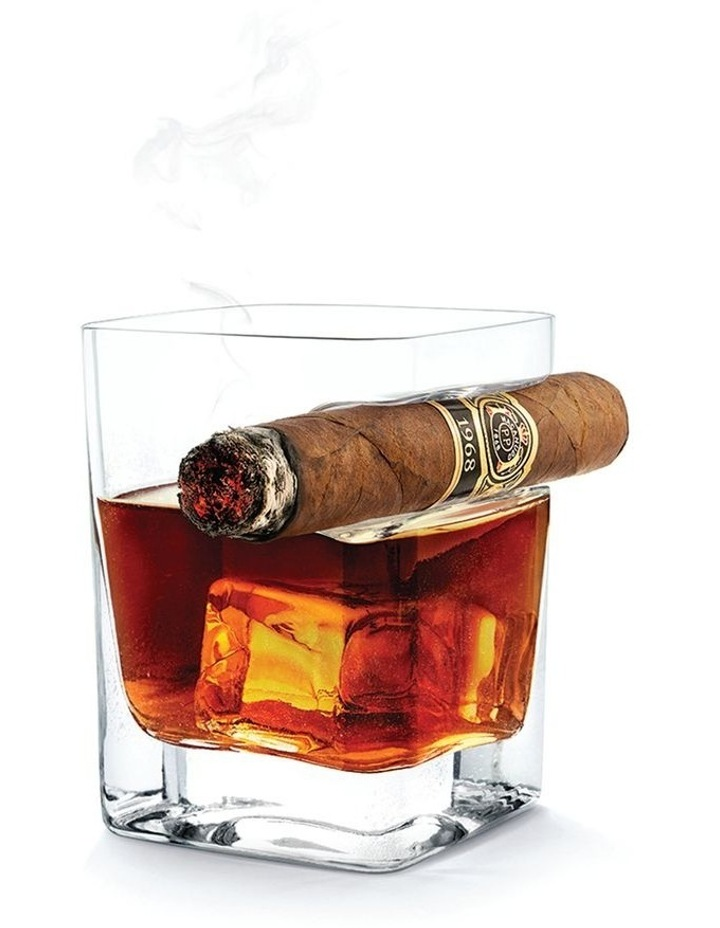 Barware Cigar Glass image 2