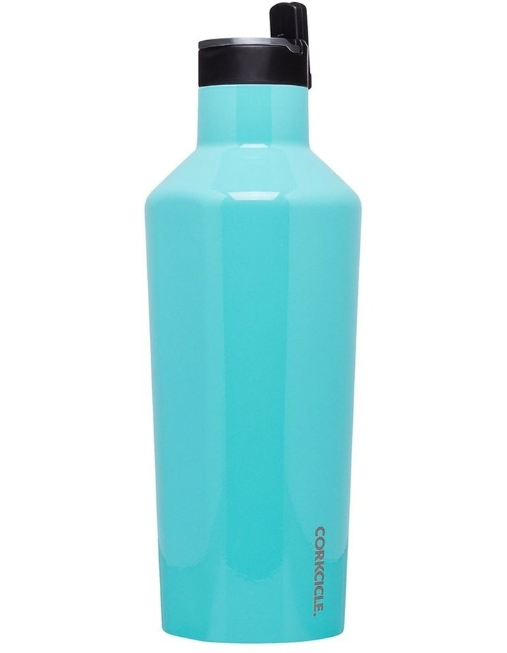 Classic Sports Canteen 600ml - Turquoise image 1