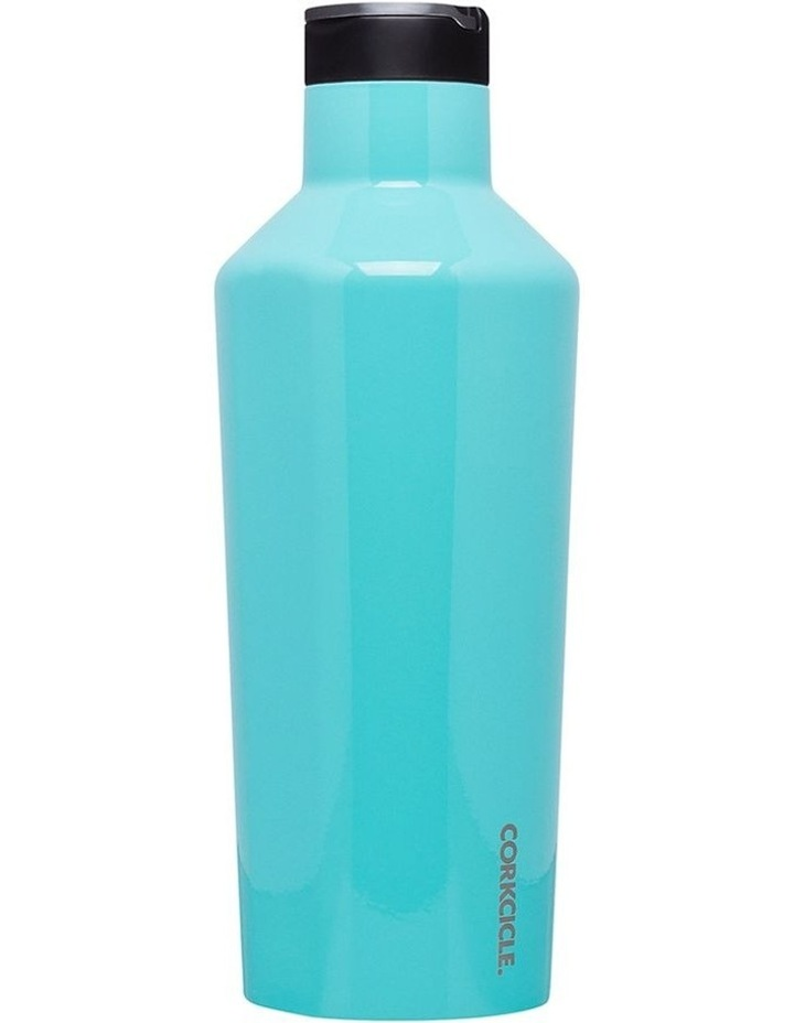 Classic Sports Canteen 600ml - Turquoise image 2