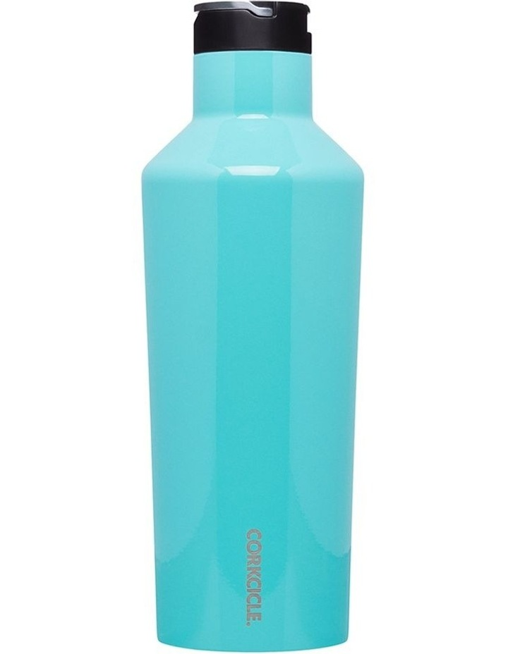 Classic Sports Canteen 600ml - Turquoise image 3