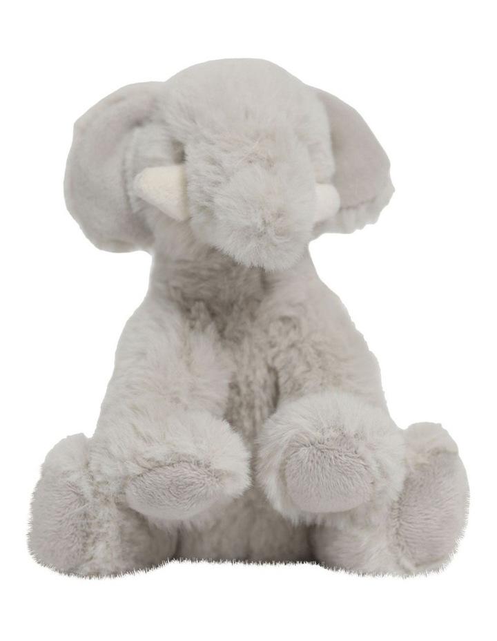 Baby Plush Elephant Toy image 1