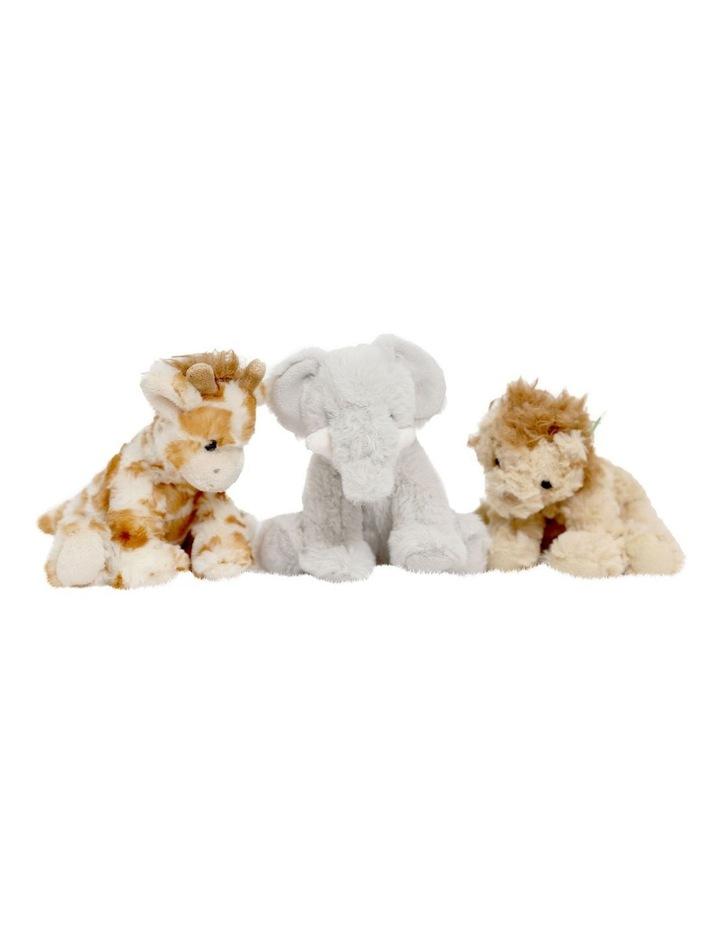 Baby Plush Elephant Toy image 2