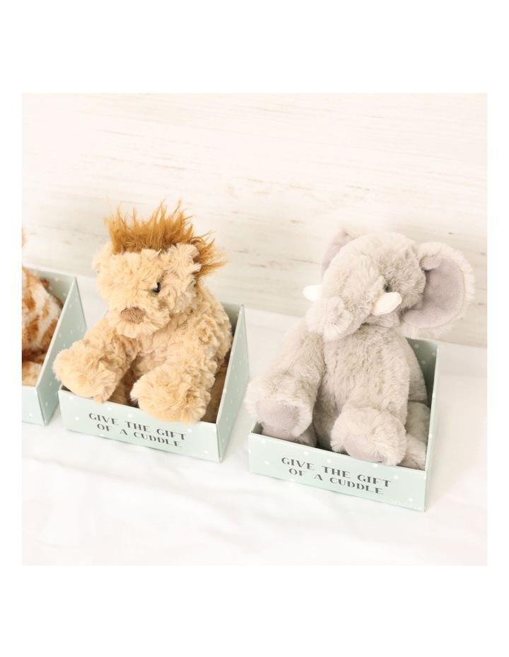 Baby Plush Elephant Toy image 3