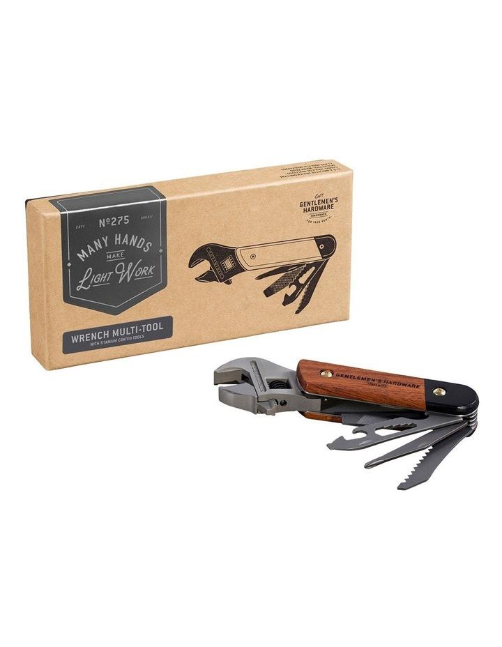 Gentlemen's Hardware Wrench Multi tool image 1