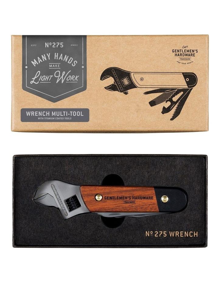 Gentlemen's Hardware Wrench Multi tool image 3