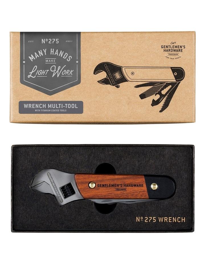 Gentlemen's Hardware Wrench Multi tool image 4