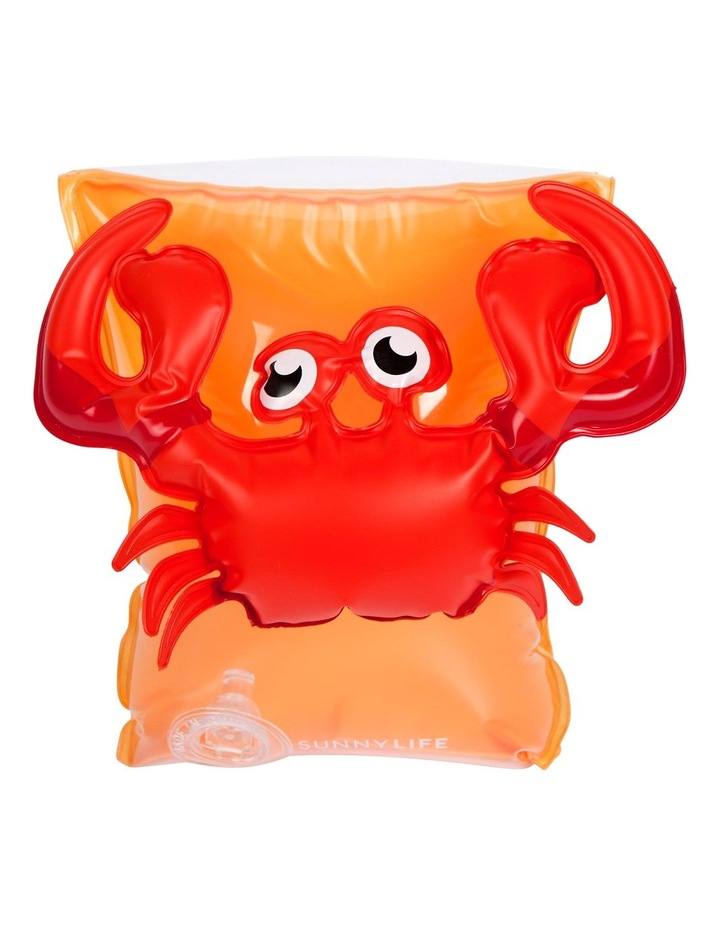 Kiddy Arm Float - Crab image 1