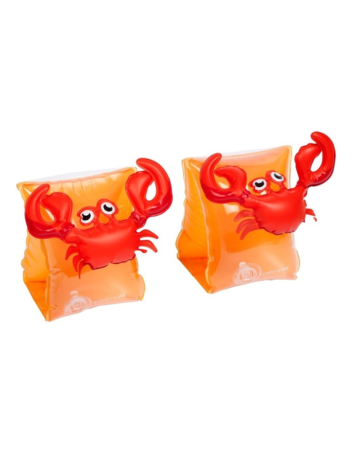 Kiddy Arm Float - Crab image 2