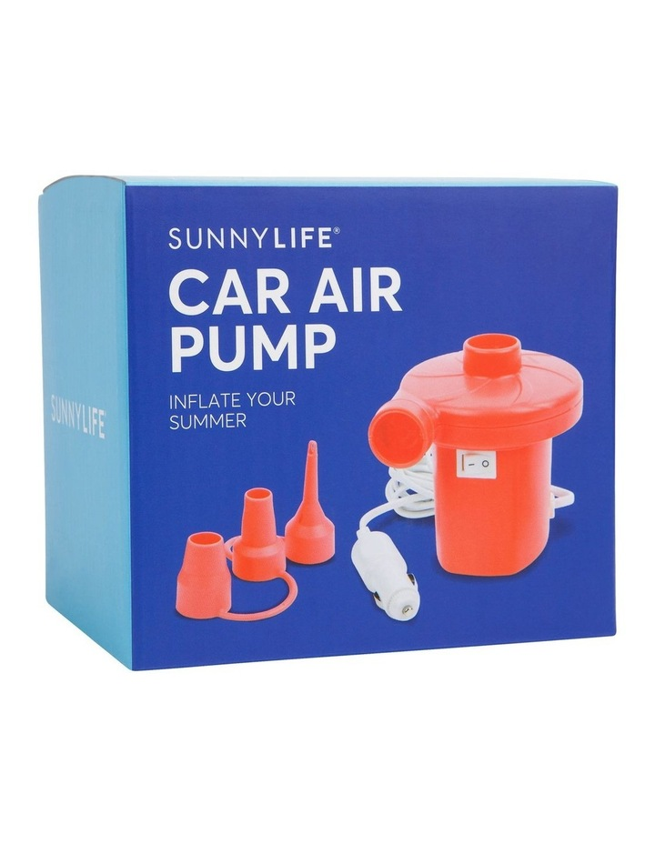 Electric Air Pump -Turquoise image 1